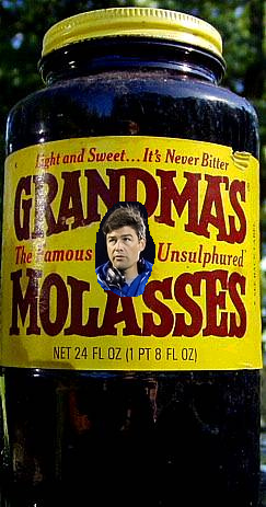 Friday Night Molasses