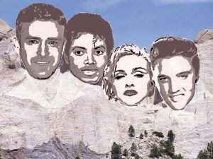 I almost added Britney, but I didn't want to jinx her.